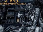 CORPSEFUCKING ART, Quel Cimitero Accanto Alla Villa