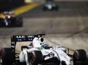 Singapore Williams sottotono: Massa solo Bottas