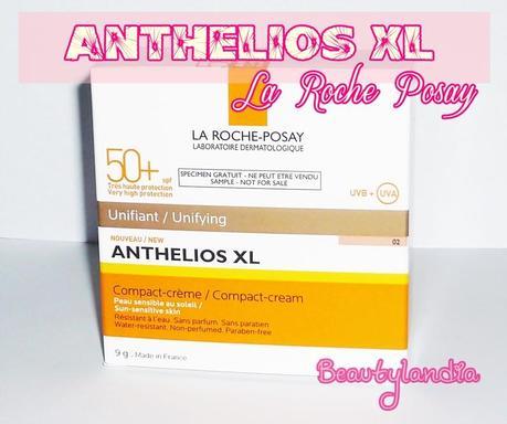 La Roche Posay Anthelios Xl Crema Compatta Uniformate 50