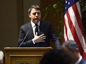 Renzi negli Usa, prima tappa California: oggi nella Silicon Valley visita Twitter, Google Yahoo