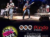 Bluealma live Faenza, sabato settembre 2014 zona `Infantini Cafe'`.