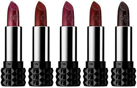 Kat von D - the studded lipstick collection
