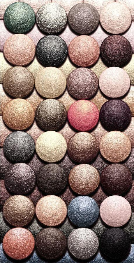 Chanel, les 4 ombres, fall 14 collection