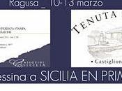 """L'edizione 2011 """"Sicilia primeur"""" nella food valley siciliana, Ragusa. Tenuta Fessina presente anteprima tutta linea produzione"""