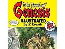 Genesi Robert Crumb Bibbia come l'avete letta