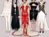 pagelle: MARCHESA FALL WINTER 2011 2012