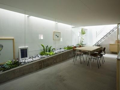 Contro lo stress della vita moderna paperblog - Giardino interno appartamento ...