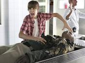 "Justin Bieber: poppante stelle ""CSI"" lascia pelle"