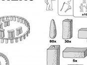 Stonehenge: istruzioni l'uso firmate ikea