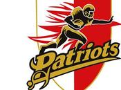 Football Americano: Dragons-Patriots 20-22 (CIF9)