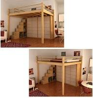 Soluzioni salvaspazio in camera da letto - Paperblog