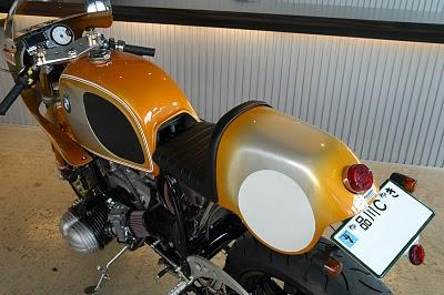 Bmw R 100 RS Special by Ritmo Sereno
