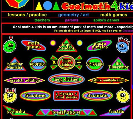 Divertirsi con la matematica: Cool Math Games