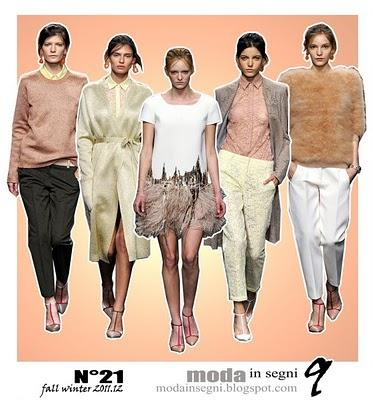 Le pagelle: N°21 FALL WINTER 2011 2012