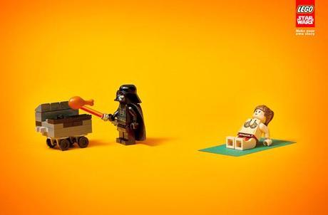 Lego star wars: make your own story, crea la tua storia