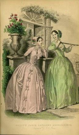 The Godey's Lady's Book and Magazine.