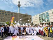 record presenze giornaliere alla tappa berlino gelato world tour.
