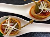 #iprimiditalia nastri partenza seconda ricetta ovvero reinterpretazione della Pasta alla Norma finger