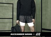 Arriva H&M capsule collection ALEXANDER WANG