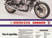 Vintage Brochures: Honda D'Or 1981 (UK)