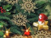 Speciale Natale: Fiocchi Natale dorati