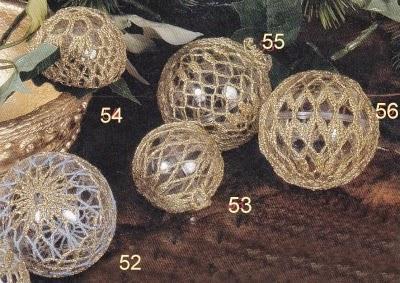 Speciale Natale Palline Di Natale In Oro Paperblog