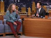 ROBERT PLANT Canta Jimmy Fallon Tonight Show