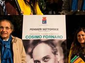 Ricordato scrittore Cosimo Fornaro serata delle grandi occasioni