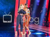 Emma incontra bacia) Belen Rodriguez vales