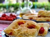 Focaccia pomodorini Berlucchi '61: l'aperitivo perfetto!