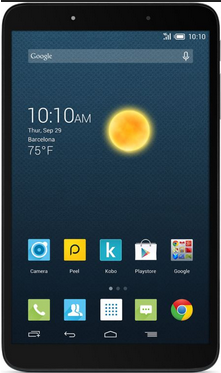 One Touch Hero 8 by Alcatel: tablet Android KitKat