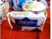 Dolcetto crema cacao budino alla vaniglia
