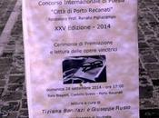 premiazione Premio Città Porto Recanati (dom. 28-09-2014)