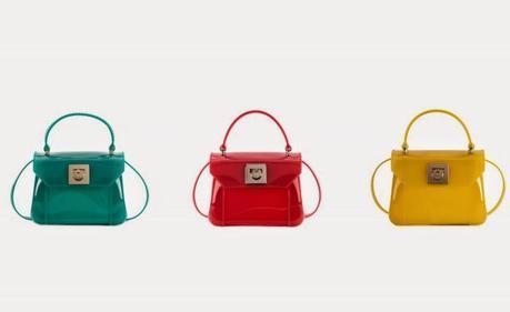 Furla, mini candy bag