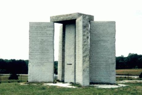 La Georgia Guidestone