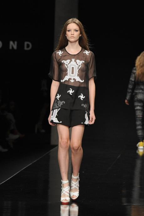 John richmond collezione PE15 DONNA MILANO FASHION WEEK GOSSIP