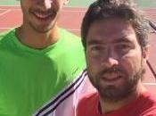 Tennis: nuova sfida Claudio Rizzo chiama Gabriele Moghini