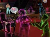 Sims arrivano fantasmi, costumi Guerre Stellari piscine; nuove immagini video