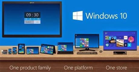 Microsoft fa un salto di qualità: dal 9 al 10