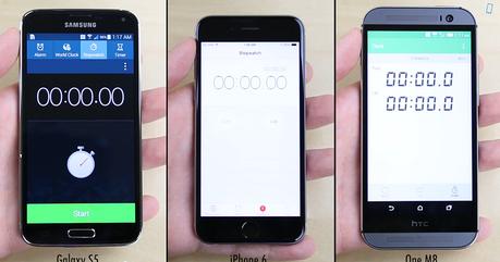 iPhone 6-test-galaxy-htc