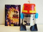 Arriva Star Wars Rebels: come costruire robot Chopper