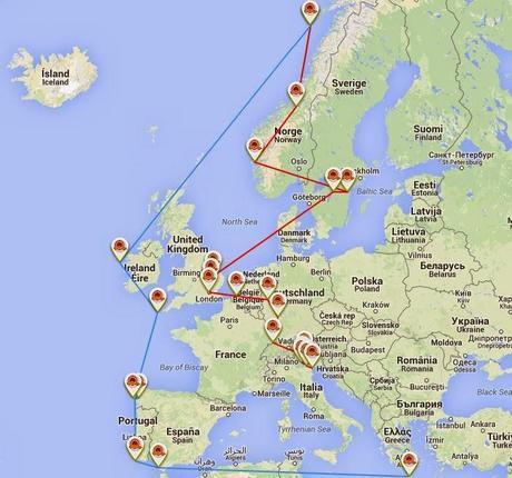 Norvegia: antiche vie per moderni viaggiatori