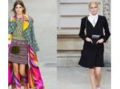 Parigi Fashion Week 2015 meglio: Valentino, Chanel, Miu, McQueen, Louis Vuitton