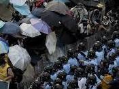protesta degli ombrelli infiamma Hong Kong Chan Kei, nuova giovane voce