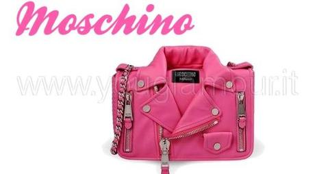 Borse Moschino primavera 2015 Runway Capsule Collection