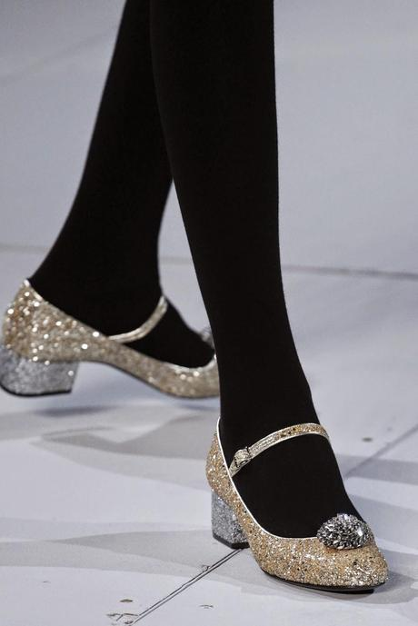 Trend Alert f/w 2015 : Mid-heel shoes