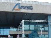 Aeroporto Palermo, nuovi lavori