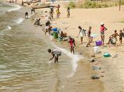 Mozambico lago delle stelle