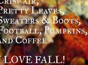 Tag: Ultimate Autumn Challenge cose preferite dell'autunno
