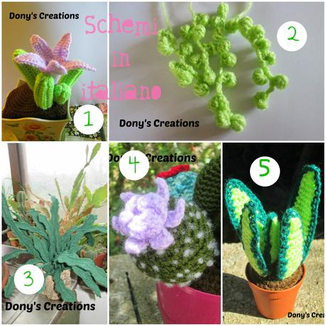 Scarabocchi di creativit? // Cactus amigurumi [Free ...